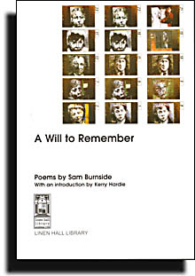A Will to Remember Cover by Sam Burnside
